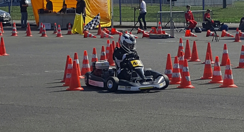 Motor-Sport-Freunde Dassel-Mackensen e.V. im ADAC - Kart Slalom 2017/2018